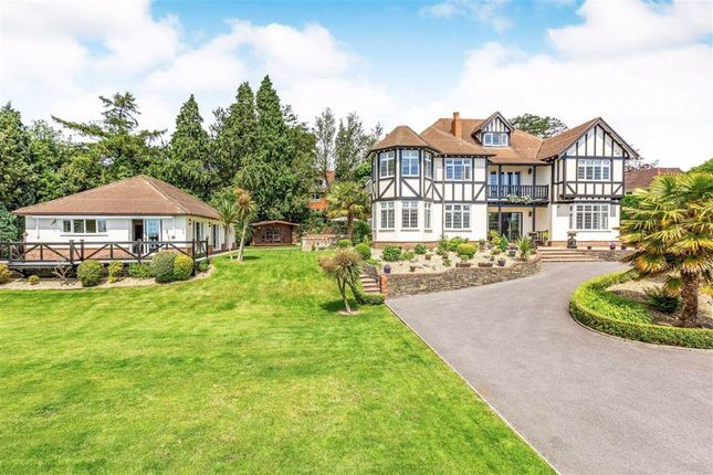 Thumbnail Detached house for sale in Sketty Park Road, Sketty, Swansea