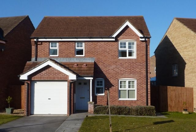 Thumbnail Detached house to rent in Herbert Thomas Way, Birchgrove, Swansea