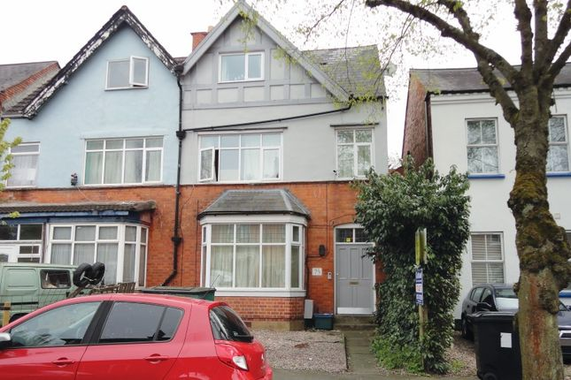Thumbnail Block of flats for sale in Stanmore Road, Edgbaston, Birmingham, West Midlands
