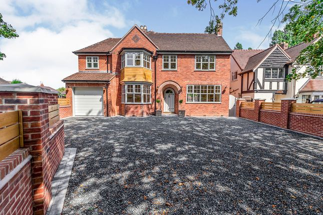 Thumbnail Detached house for sale in Long Knowle Lane, Wolverhampton, West Midlands