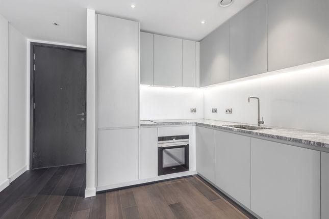 Kitchen of No. 2, Upper Riverside, Cutter Lane, Greenwich Peninsula SE10