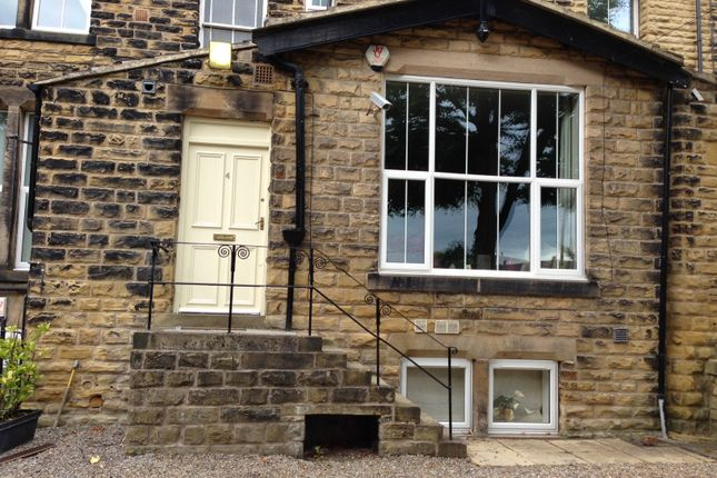 Thumbnail Flat to rent in Westhill Terrace, Chapel Allerton, Leeds, West Yorkshire