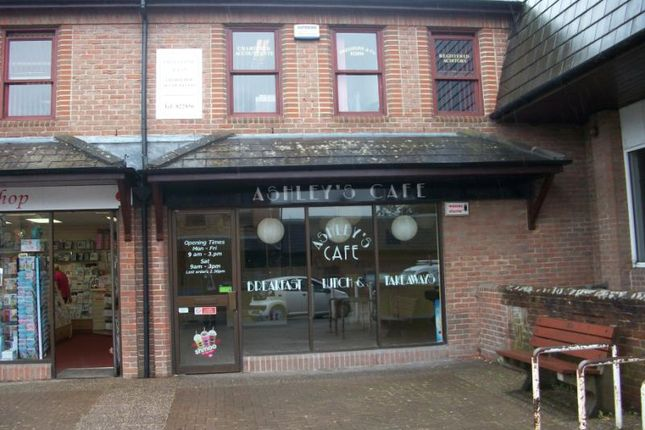 Thumbnail Retail premises to let in The New Shopping Centre, Gillingham, Dorset