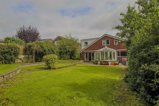 Thumbnail Detached house for sale in Edge End Lane, Great Harwood, Lancashire