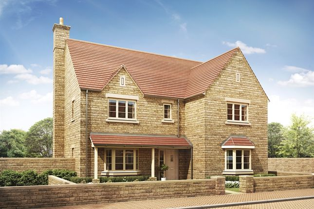 """Thumbnail Detached house for sale in """"The Campden """" at Malleson Road, Gotherington, Cheltenham"""