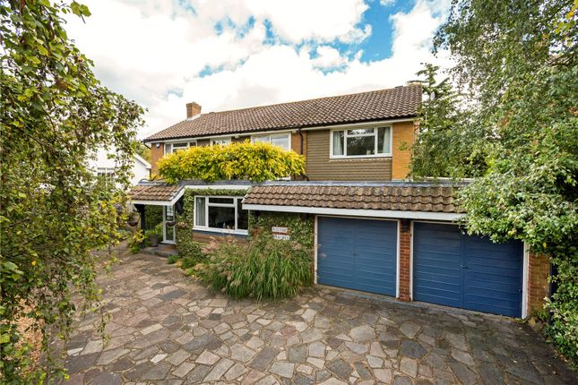 Thumbnail Detached house for sale in Downs Road, Epsom, Surrey
