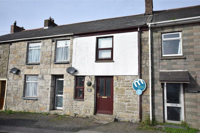 Thumbnail Terraced house for sale in Fore Street, Barripper, Camborne