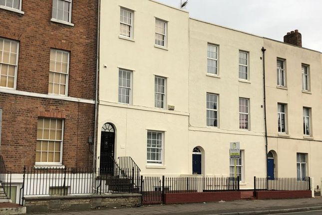 Thumbnail Flat to rent in Worcester Street, Gloucester