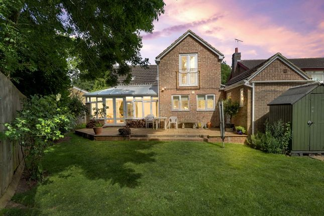 Thumbnail Detached house for sale in Windsor Close, Wilbarston, Market Harborough