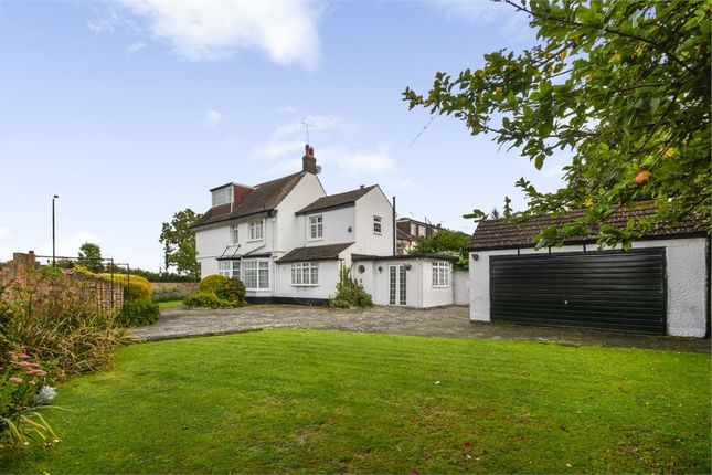 Thumbnail End terrace house for sale in Cockfosters Road, Barnet, Hertfordshire
