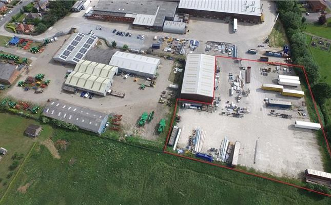 Thumbnail Land to let in Holme Road, Market Weighton, East Riding Of Yorkshire
