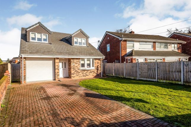 Thumbnail Detached bungalow for sale in Moss Lane, Maghull, Liverpool