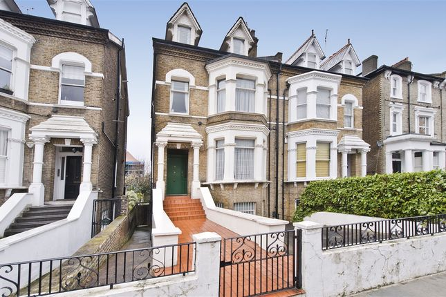 Thumbnail Semi-detached house for sale in Lime Grove, London