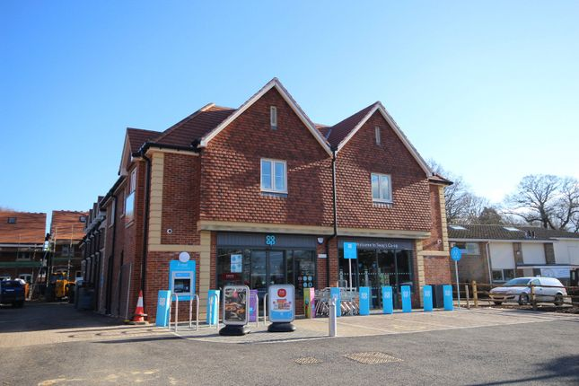 Thumbnail Flat for sale in Station Road, Sway, Hampshire