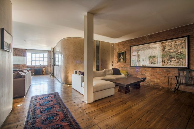 Thumbnail Flat to rent in Nile Street, Shoreditch
