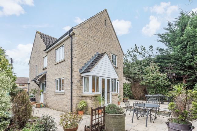 Thumbnail Detached house for sale in The Street, Coaley, Dursley