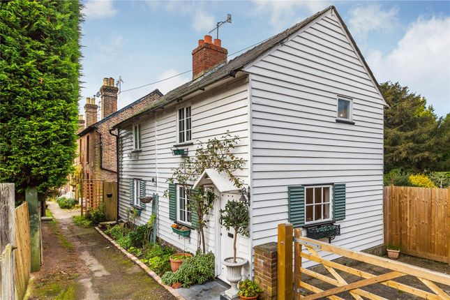 Thumbnail Detached house for sale in Quality Street, Merstham, Redhill, Surrey