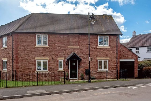 Thumbnail Semi-detached house for sale in Bethell Mead, Cotford St. Luke, Taunton