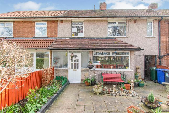 Thumbnail Terraced house for sale in Grasmere Avenue, Intake, Doncaster