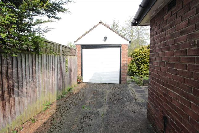 Garage of Windsor Road, Maghull, Liverpool L31