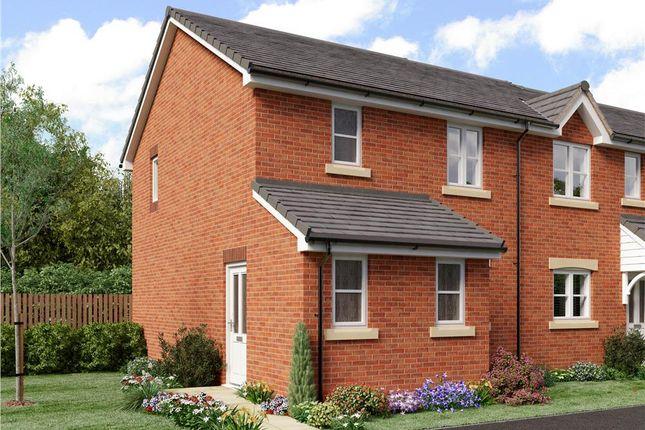 """Thumbnail Mews house for sale in """"Blake End"""" at Stevenston Street, New Stevenston, Motherwell"""