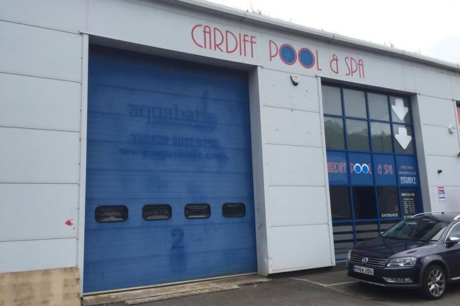 Thumbnail Light industrial to let in Unit 2 Link Trade Park, Cardiff