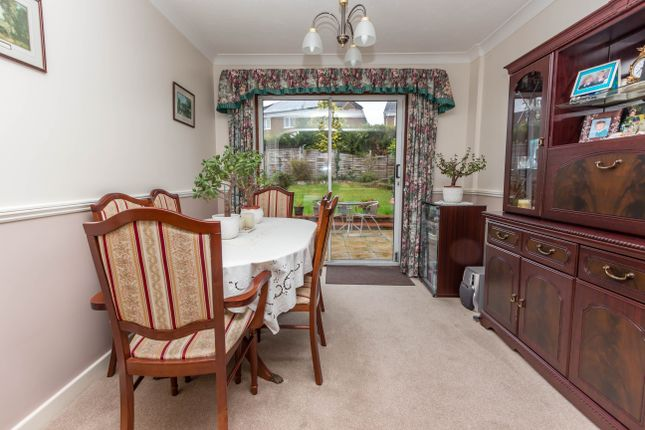 Dining Area of The Hollies, Wellingborough NN8