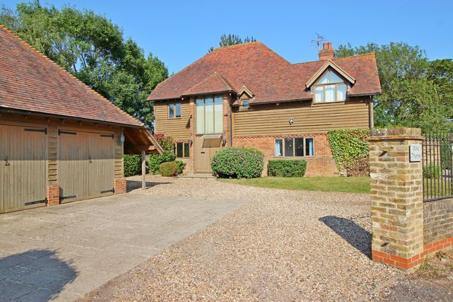 Thumbnail Detached house for sale in Bramwell Court, Minster, Ramsgate