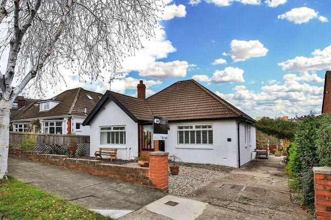Thumbnail Detached bungalow for sale in Fairfield Road, Penarth