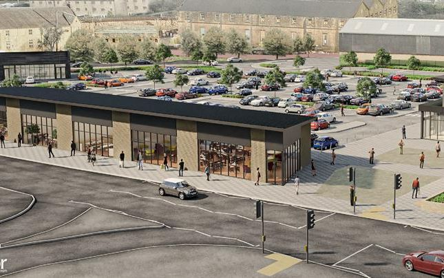 Thumbnail Retail premises to let in Aire Valley Retail Park, East Parade, Keighley
