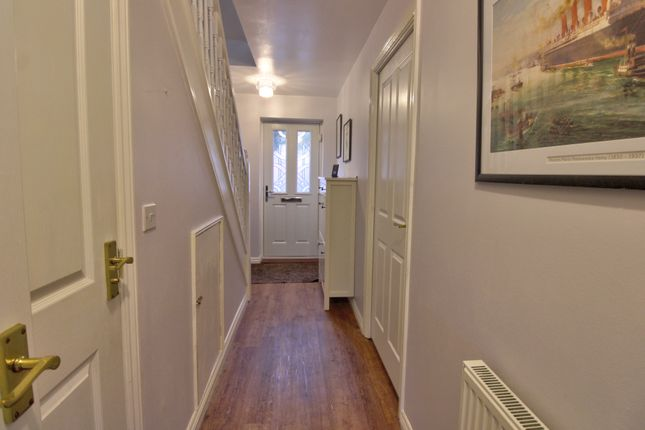 Hallway of Ashfield Mews, Wallsend NE28