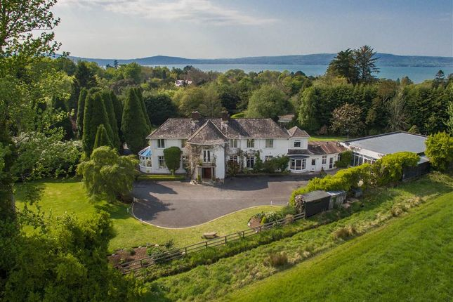 Thumbnail Detached house for sale in Bangor Road, Holywood