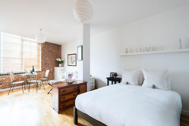 Thumbnail Studio to rent in Flat 22, 2 Boss Street, London