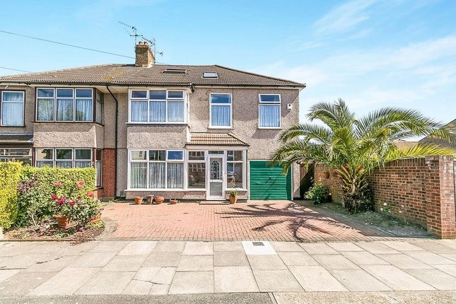 Thumbnail Semi-detached house for sale in Shakespeare Road, Bexleyheath