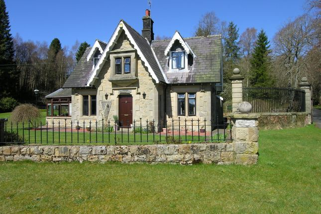 Thumbnail Detached house for sale in Otterburn, Newcastle Upon Tyne