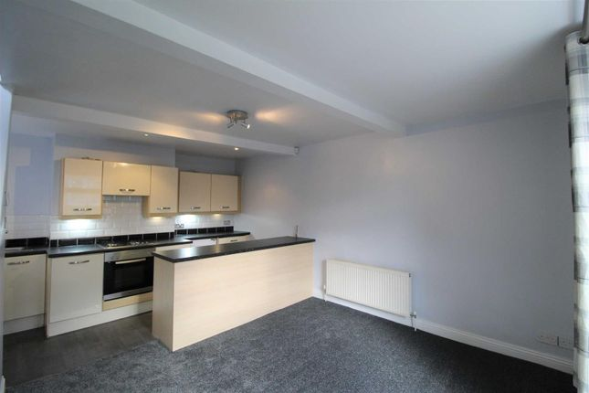 Kitchen Area of Leymoor Road, Golcar, Huddersfield HD3