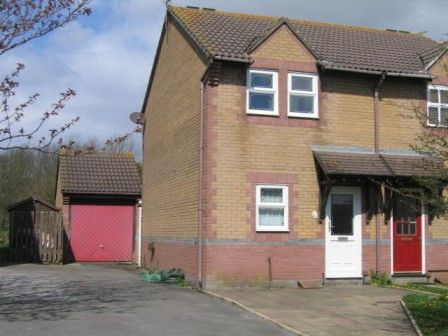 Thumbnail Semi-detached house to rent in Ogmore Drive, Nottage, Porthcawl
