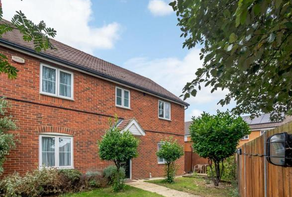 Thumbnail Detached house for sale in Wadsworth Court, Bedford