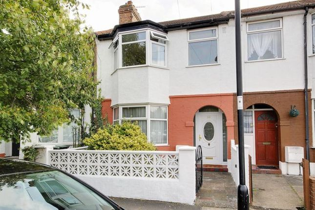 Thumbnail Terraced house for sale in Malvern Road, Enfield