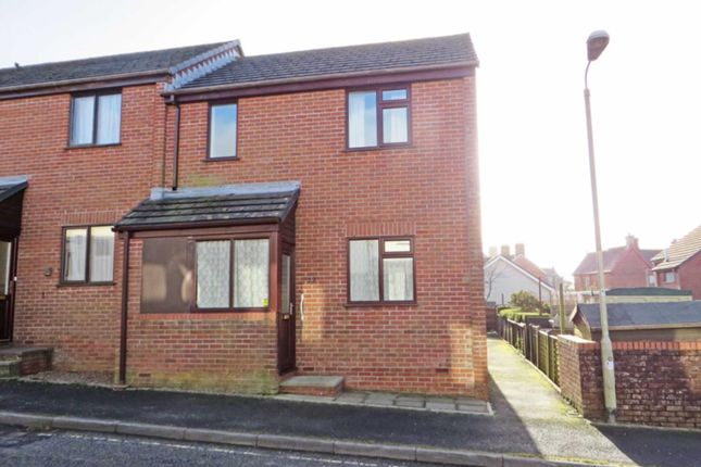 Thumbnail Semi-detached house to rent in Victoria Street, Holsworthy