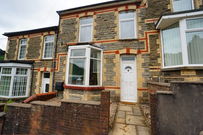 Thumbnail Terraced house for sale in Beechwood Avenue, Cross Keys, Newport