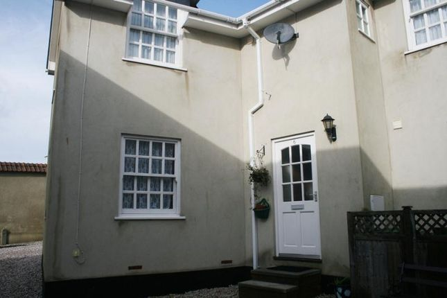 Thumbnail Terraced house to rent in Cleveland Place, Dawlish, Devon
