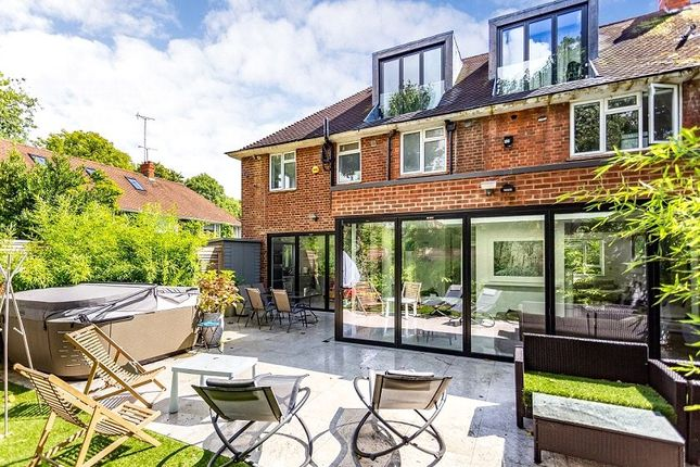 Thumbnail Semi-detached house for sale in Hartham Close, London