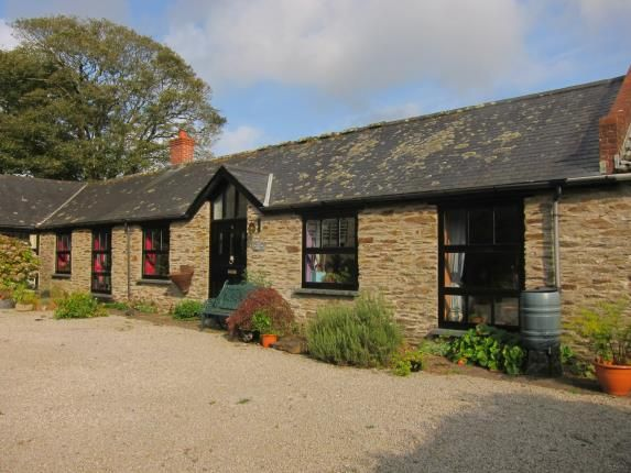 Thumbnail Barn conversion for sale in Tregony, Truro, Cornwall