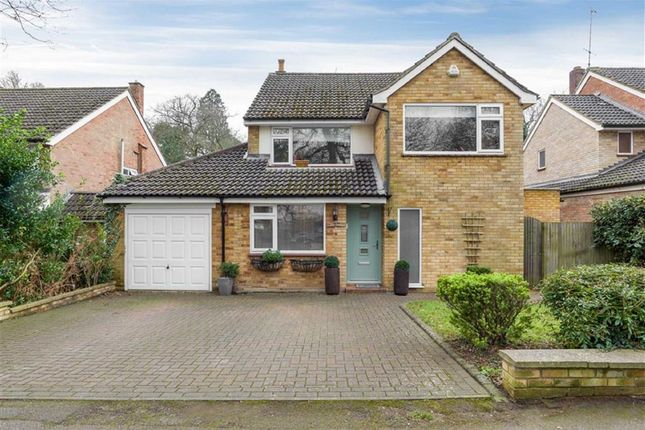 Thumbnail Link-detached house for sale in Heath Park Road, Leighton Buzzard