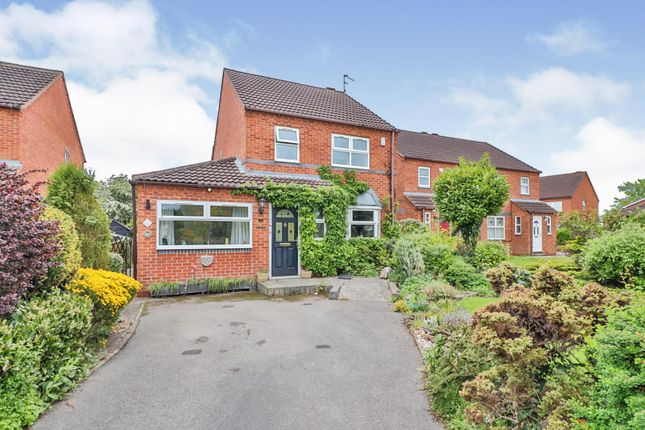 Thumbnail Detached house for sale in Whitley Close, York