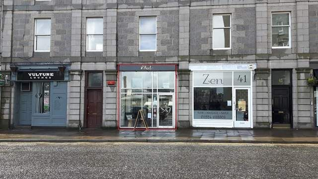 Thumbnail Retail premises for sale in Rosemount Viaduct, Aberdeen