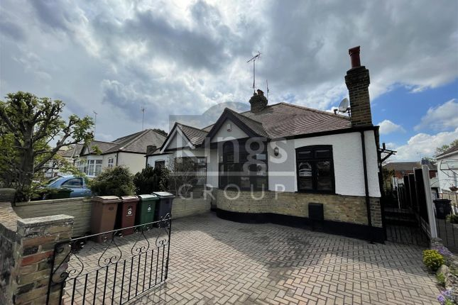 2 bed semi-detached bungalow for sale in Mansfield Hill, London E4