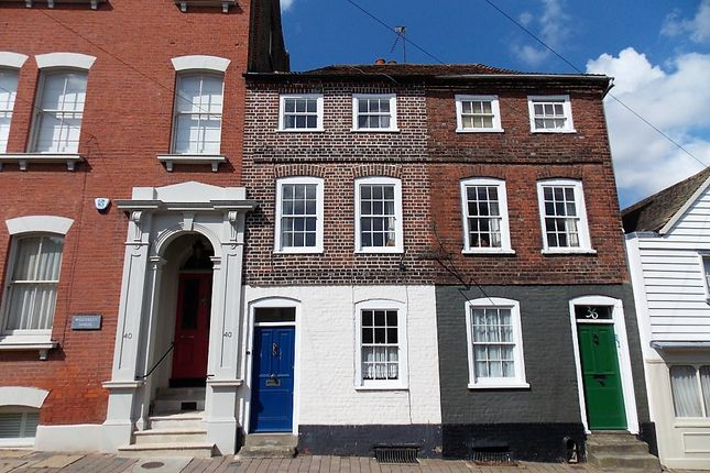 Terraced house for sale in St Margaret's Street, Rochester