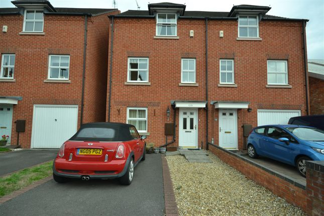 Thumbnail Semi-detached house for sale in Goldhill Road, South Knighton, Leicester